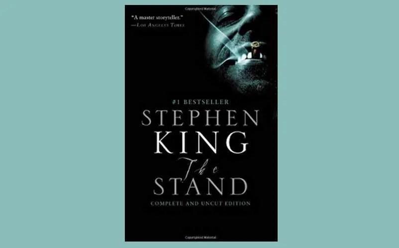 Stephen King Sci-fi