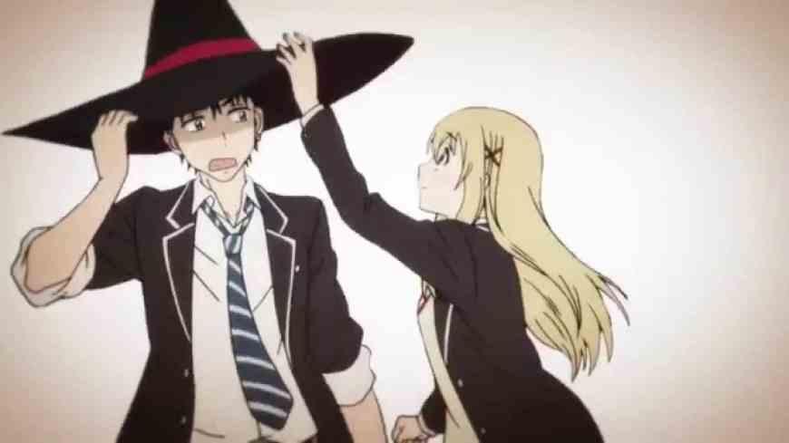 Ryu Yamada & Urara Shiraishi (Yamada Kun and the Seven Witches)