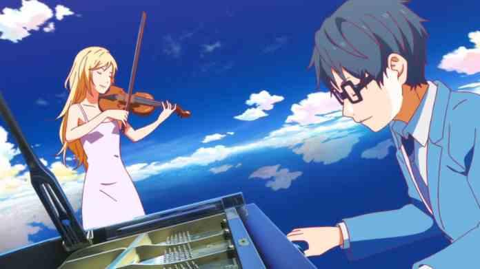 Kousei Arima & Kaori Miyazono (Your Lie in April)