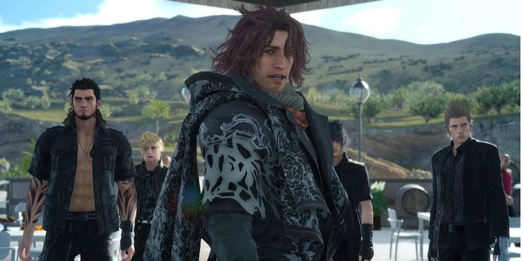 Final Fantasy XV Will Get A DLC Focused On Ardyn Izunia