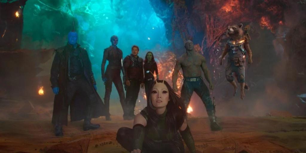 Guardian Of The Galaxy Vol. 2: Five Post-Credit Scenes Confirmed
