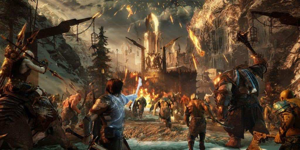 New Middle-Earth: Shadow of War Gameplay Footage Revealed