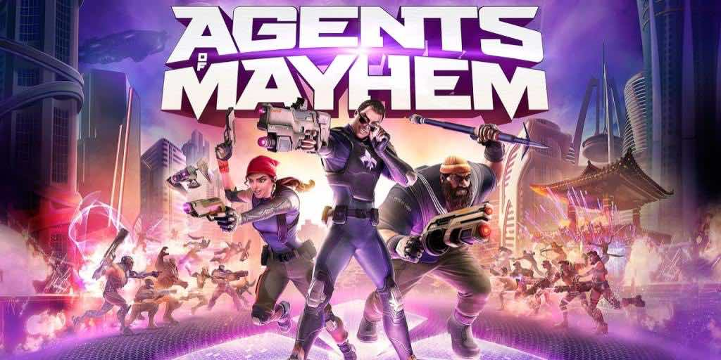 Agents Of Mayhem To Come Out August 15
