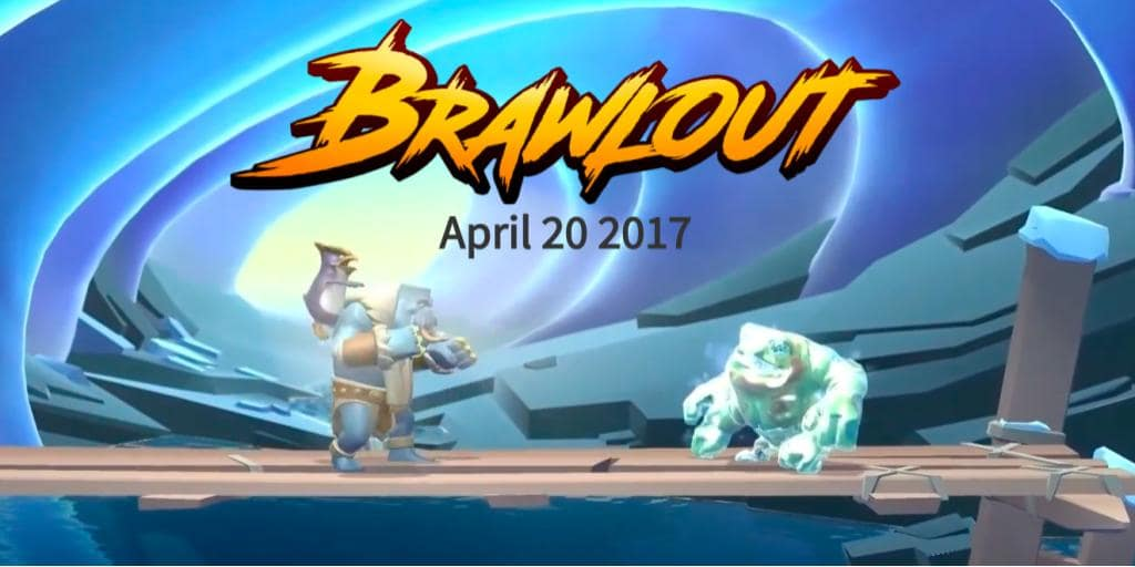 Brawlout Goes Into Early Access April 20th