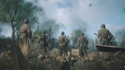 Call of duty ww2 screenshots