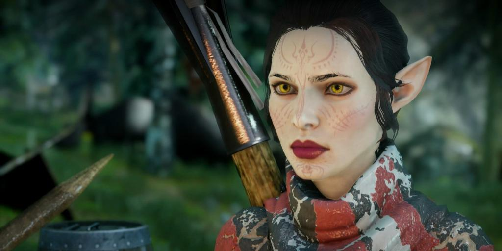 Rumor: Dragon Age Voice Actress Hints At Elf-Related Game