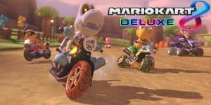 Mario Kart 8 Deluxe File Size Leaked