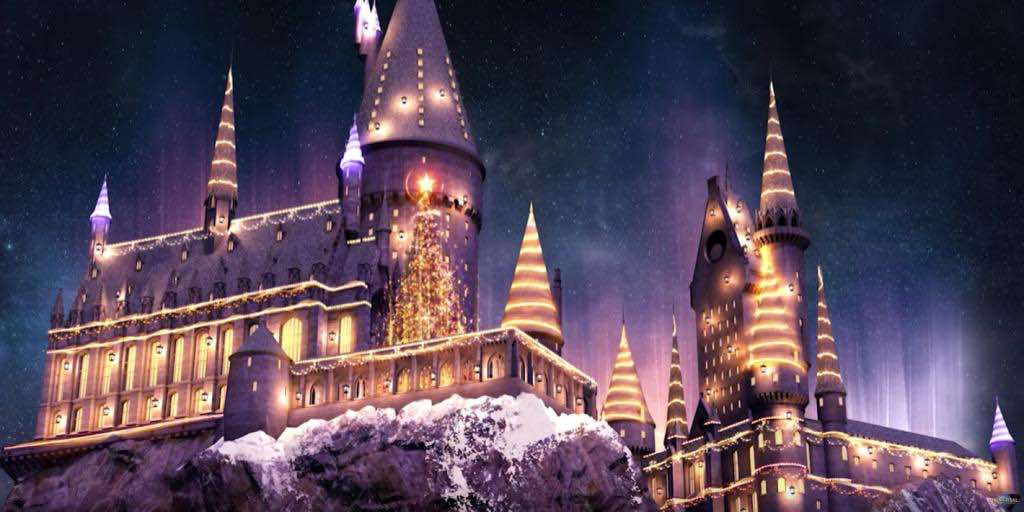 Christmas Is Coming To The Wizarding World of Harry Potter This Year
