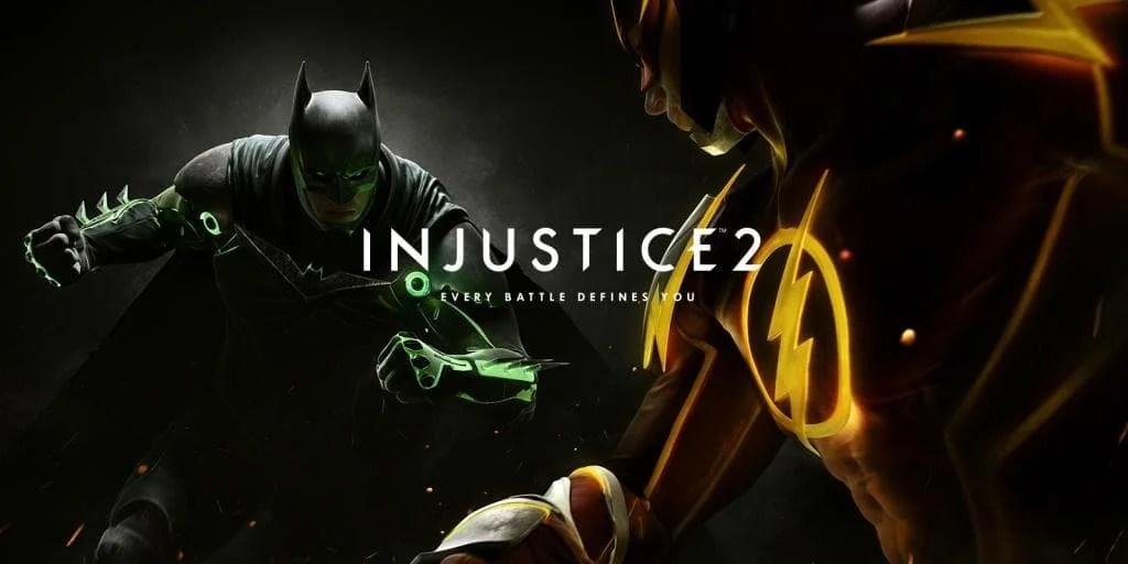 Injustice 2 GameStop Hometown Heroes Tournament Starts August 12