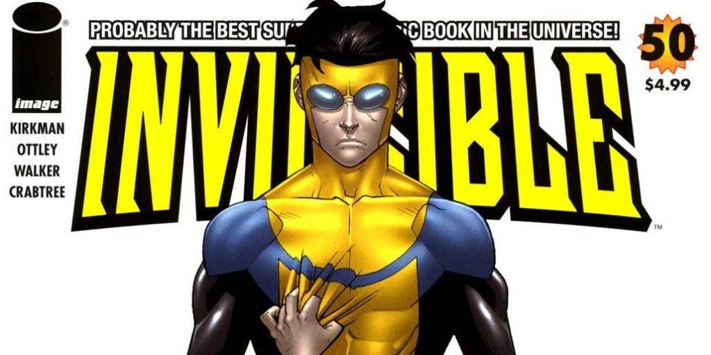 Invincible Comic Book Movie To Be Directed By Seth Rogen and Evan Goldberg