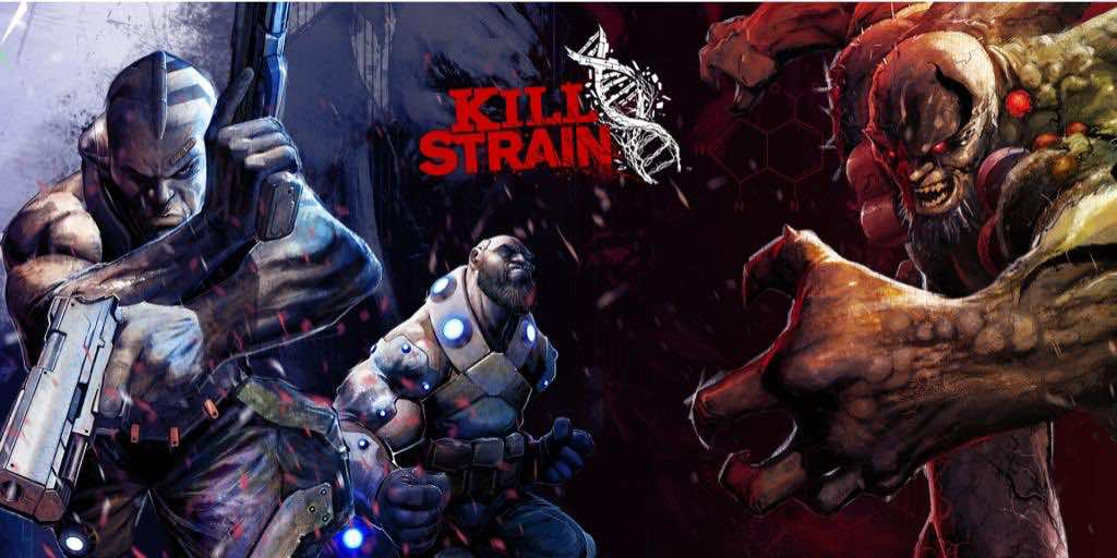 Kill Strain Servers Shut Down After Only 8 Months