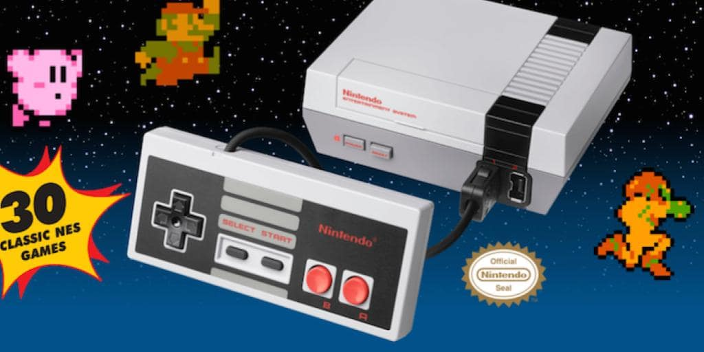 NES Mini Discontinued Production By Nintendo