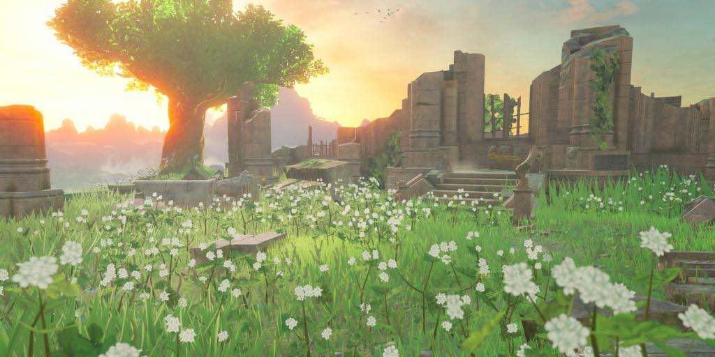 Breath Of The Wild's Open World Will Be Future Standard