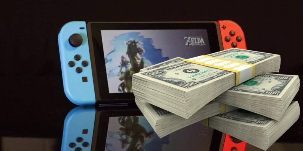 Nintendo Switch: The Fastest Selling Console For Nintendo