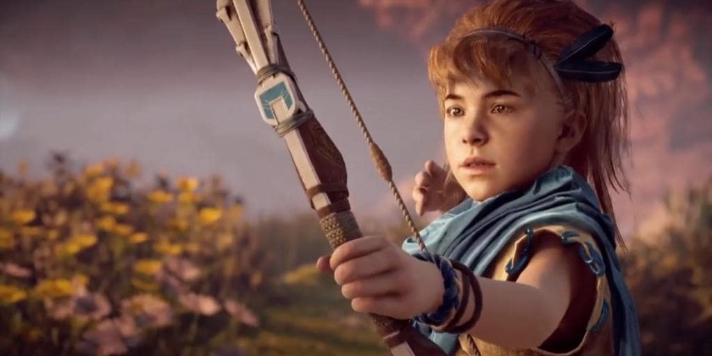 Horizon Zero Dawn movie