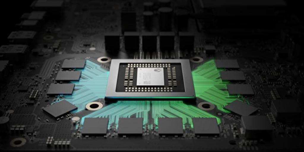 Project Scorpio: The Tech Specs Have Been Released