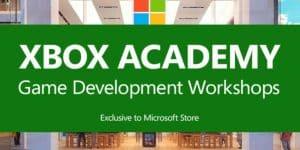 Xbox Academy: Free Game Development Classes