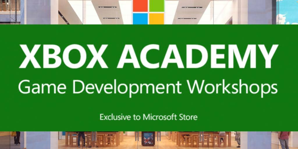 Xbox Academy: Free Game Development Classes