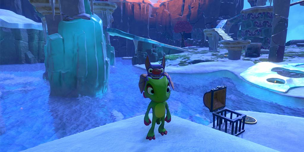 yooka laylee review Xbox One