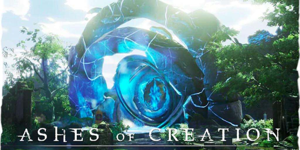 Ashes Of Creation MMO Meets Half Of Goal In 5 Hours