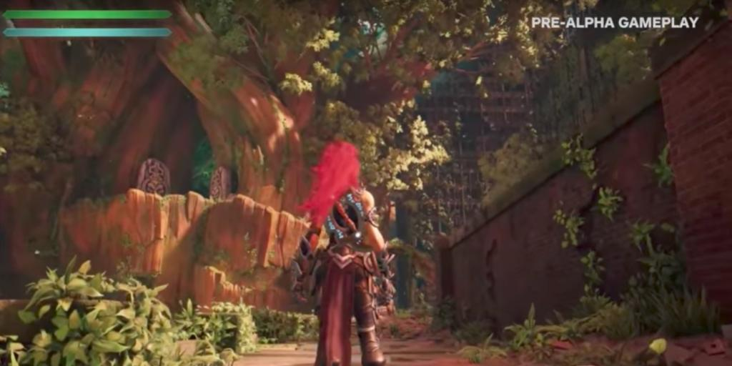 Gunfire Games Release Darksiders III Gameplay Trailer
