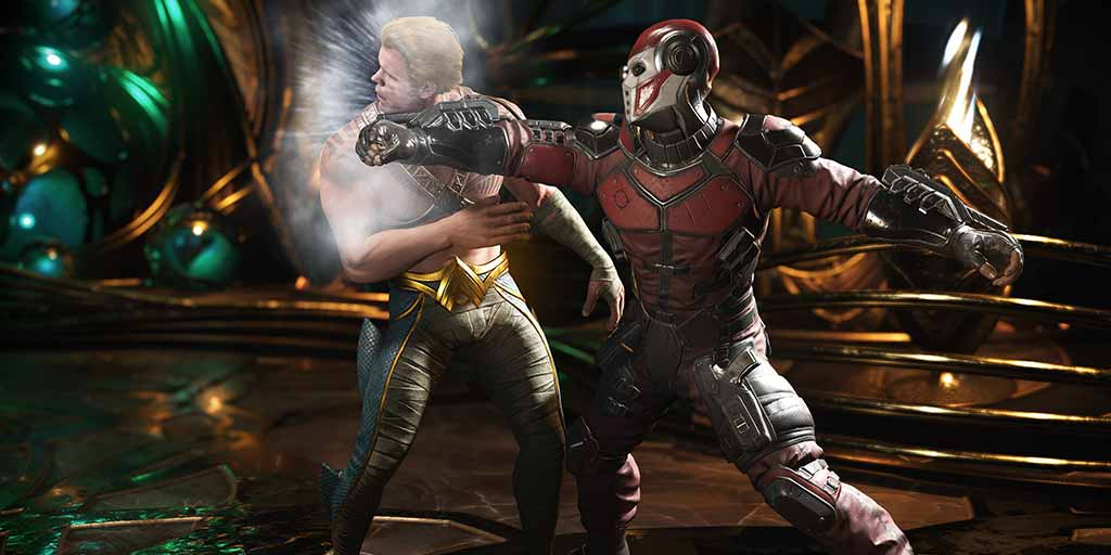 injustice 2 combat