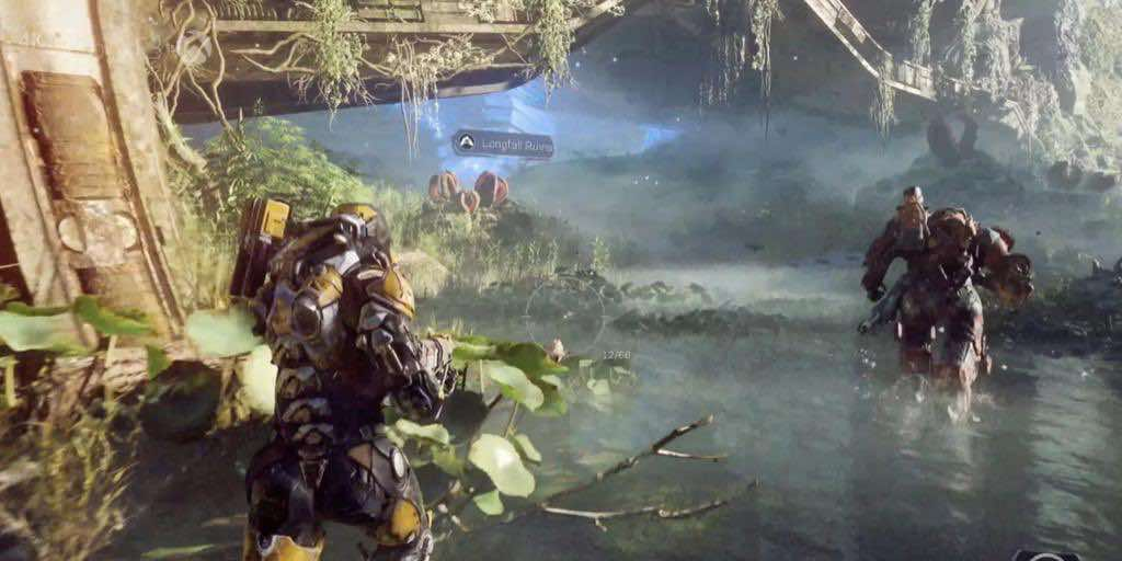 Anthem's Open World Does Not Sacrifice Visual Fidelity