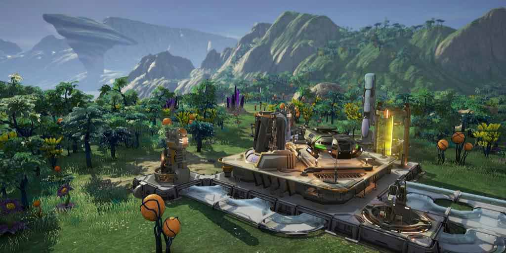 Aven Colony Optimized For Consoles