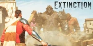 Extinction has a release date now set for April 2018.