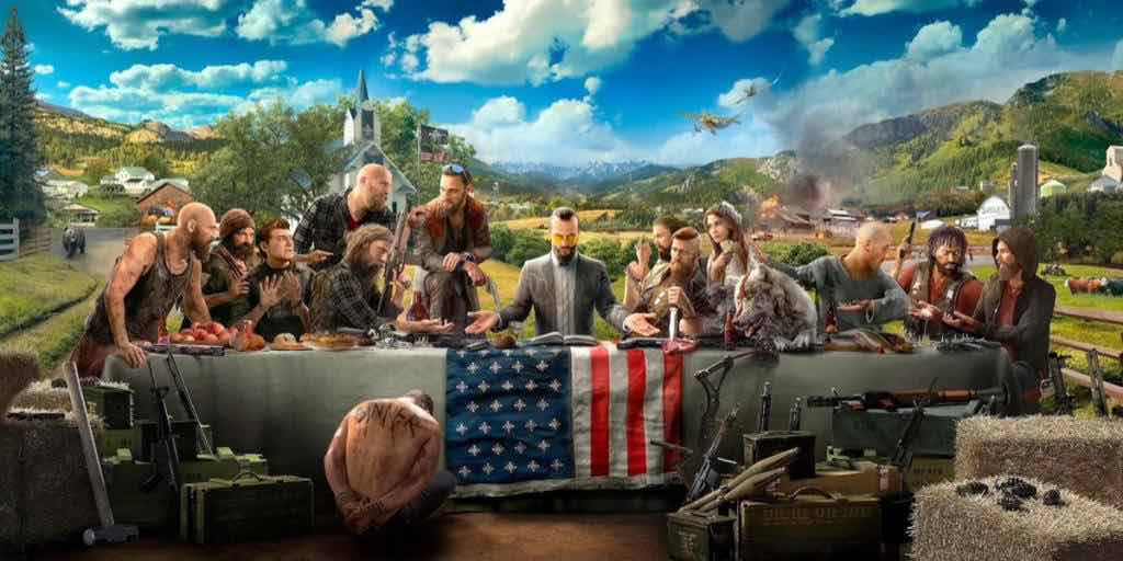 Far Cry 5 Official Reveal Trailer