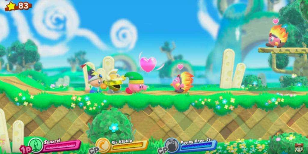 Kirby Trailer For Switch, Release Date 2018