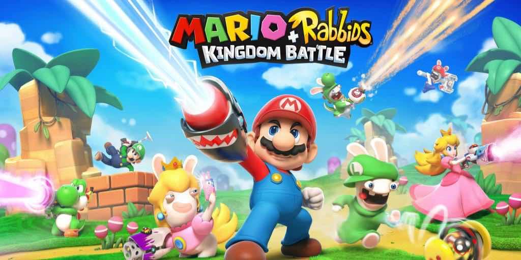 Mario + Rabbids Kingdom Battle Trailer and Gameplay Details