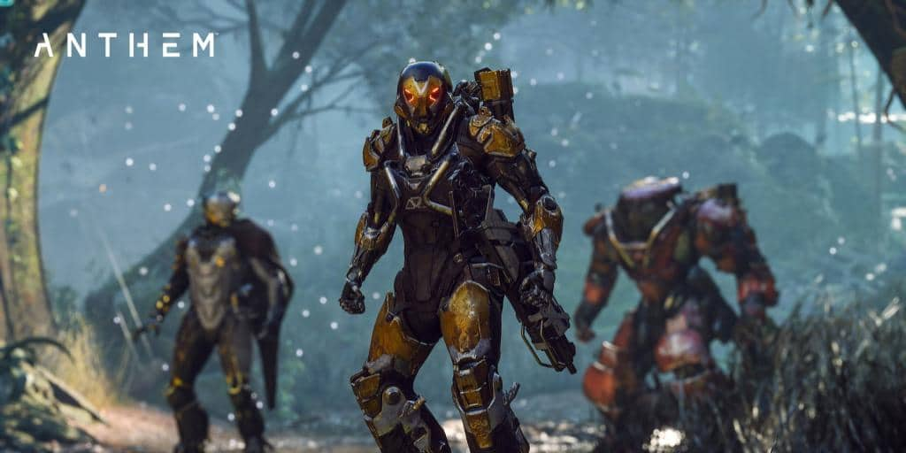 Mass Effect Lead Writer Working On Anthem