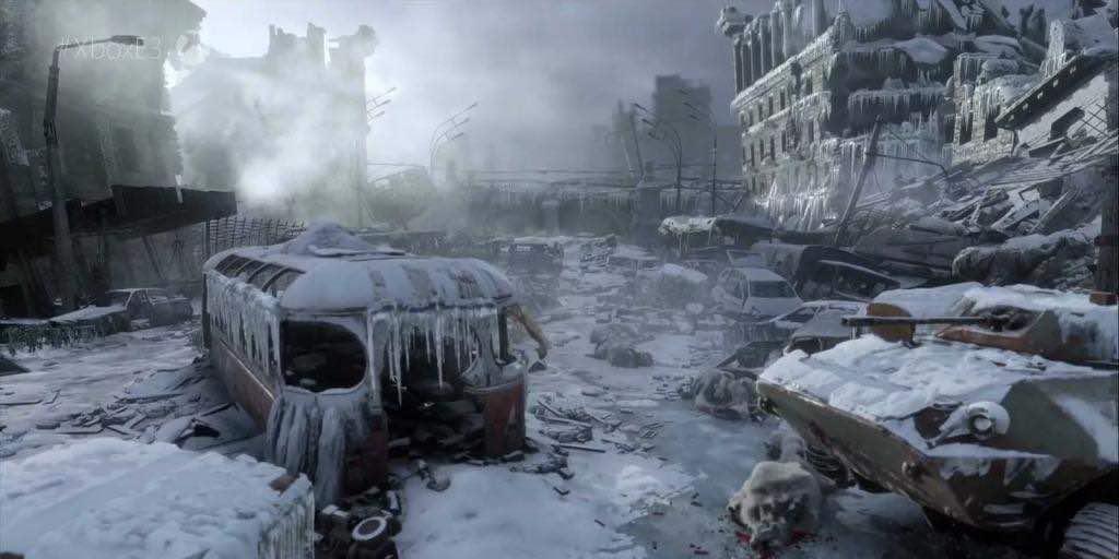 "Metro Exodus Is A ""Sandbox Survival"" Game"