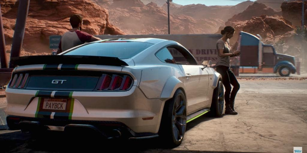 Need For Speed: Payback Release Date November 2017