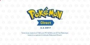 Pokemon Direct June 6