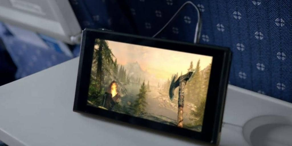 Skyrim Coming To The Switch [Release Date]