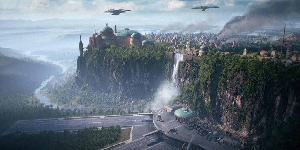 Star Wars Battlefront II Pre-Order Bonuses