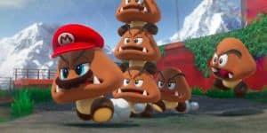 Super Mario Odyssey: It's Capture Not Possession