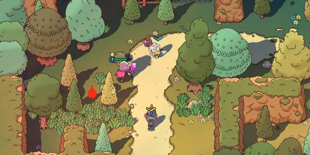 The Swords of Ditto Coming To PS4 And PC