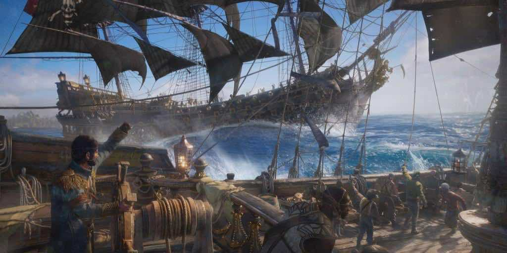 Ubisoft's Skull And Bones Will Have Single Player