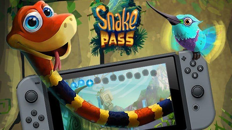 snake pass switch sale