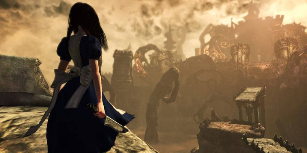 American McGee Where Is Alice 3?