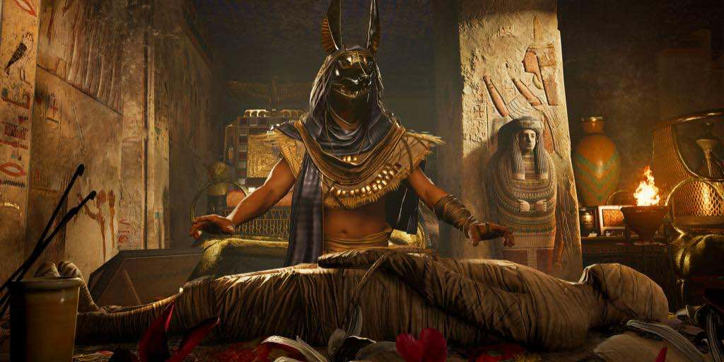 Assassin's Creed: Origins Gameplay Details - Naval Combat, City, Eagle, and Tombs