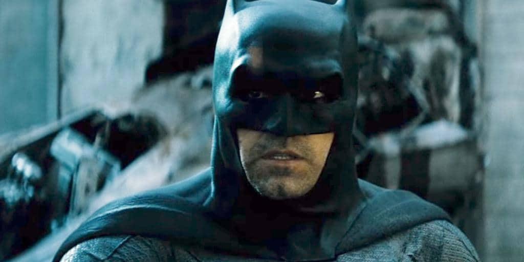 Batman Trilogy To Star Ben Affleck