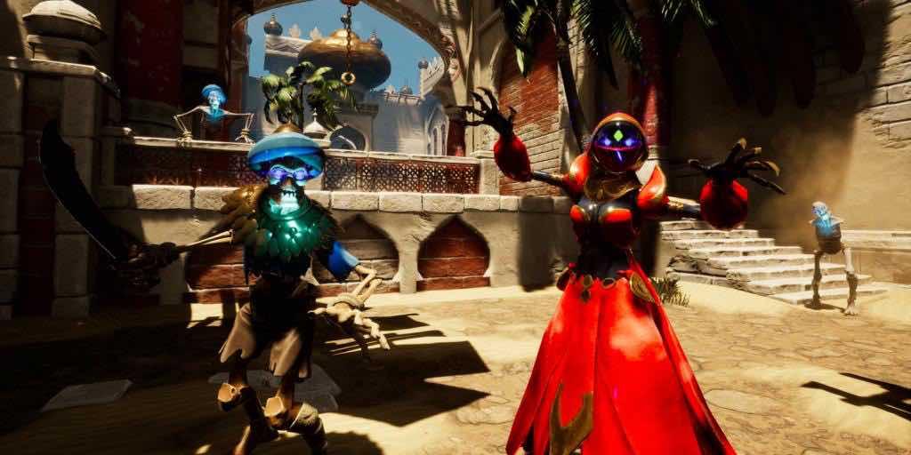 City Of Brass Coming 2017 From Ex-BioShock Devs