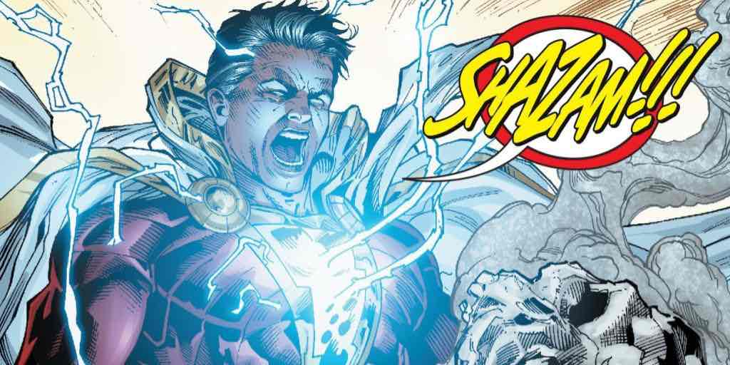 DC's Shazam! Film In Development