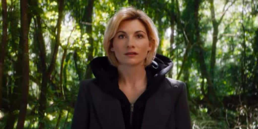Doctor Who Gets Female Doctor