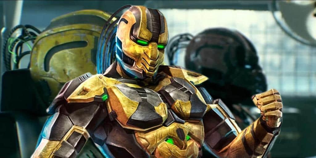 Injustice 2 Gains Mortal Kombat's Cyrax