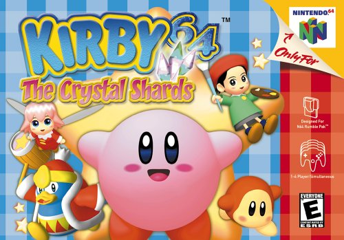 kirby 64 game